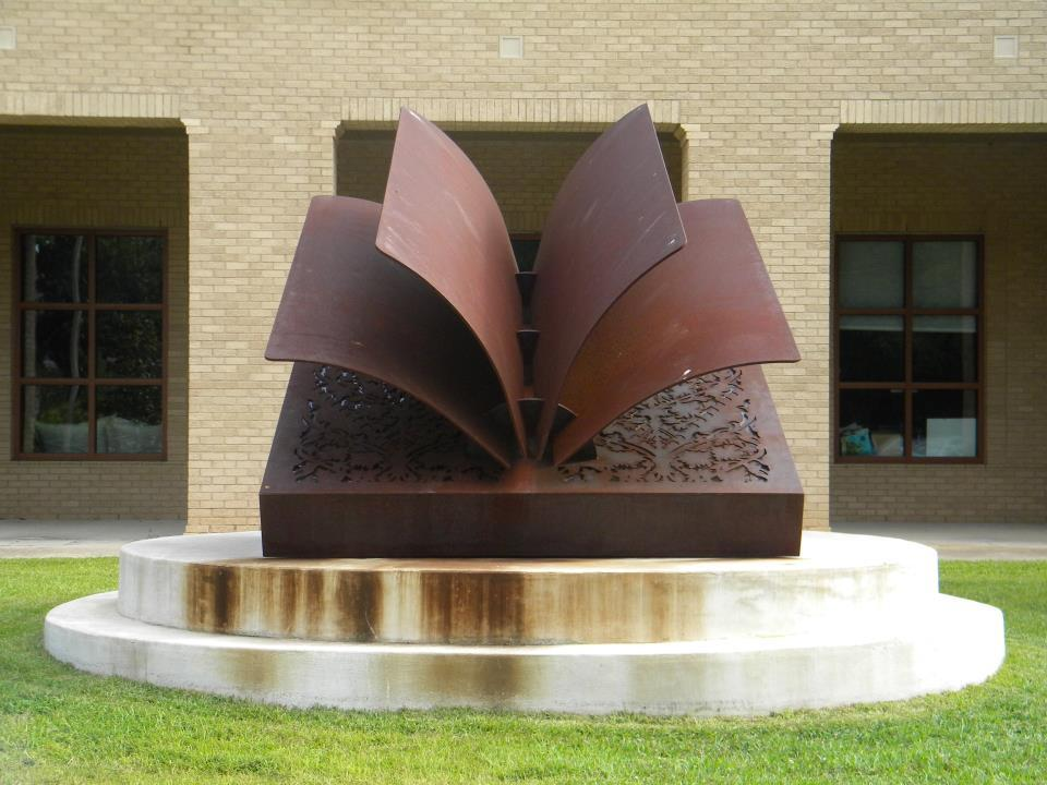 Public Art at Fairhope Library