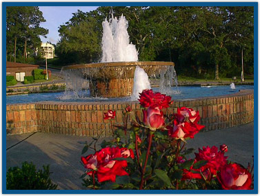 Fairhope Pier & Rose Garden