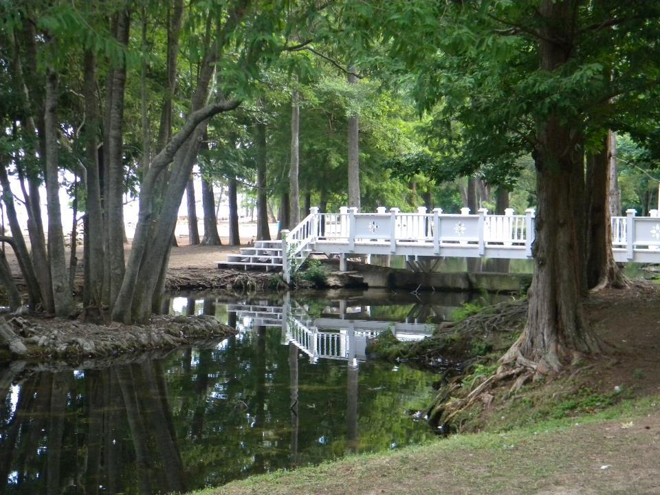 Fairhope Beach Duck Pond