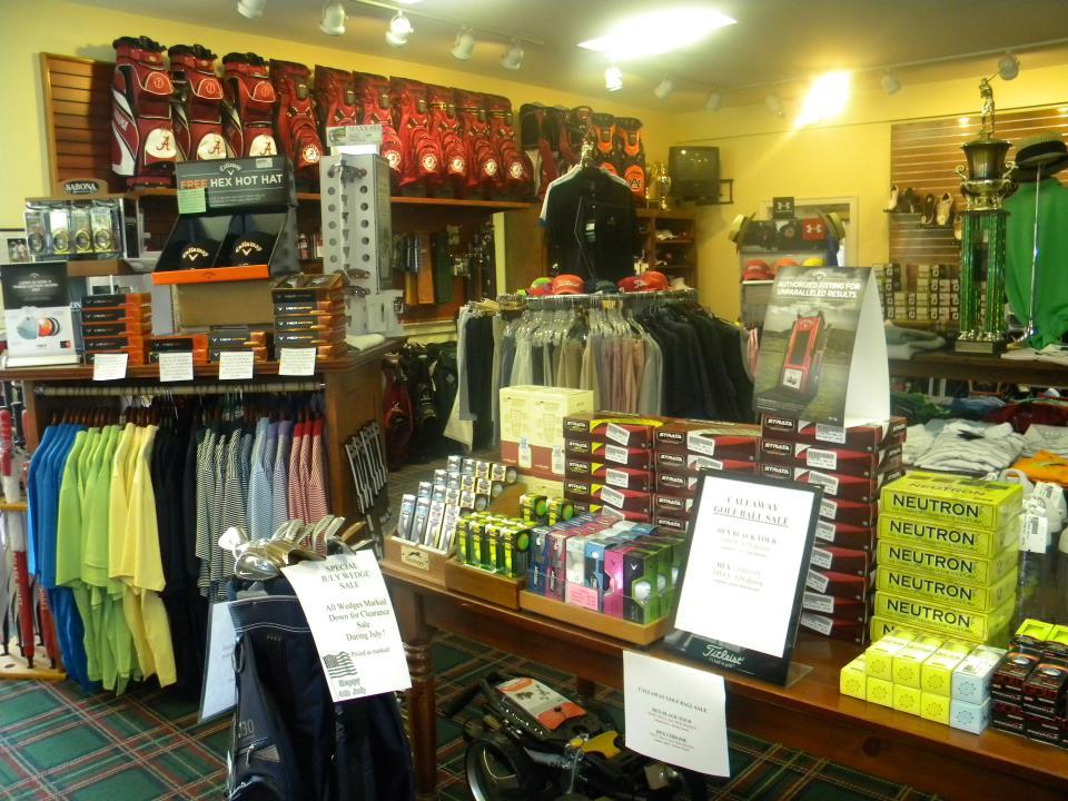 Quail Creek Pro Shop 1