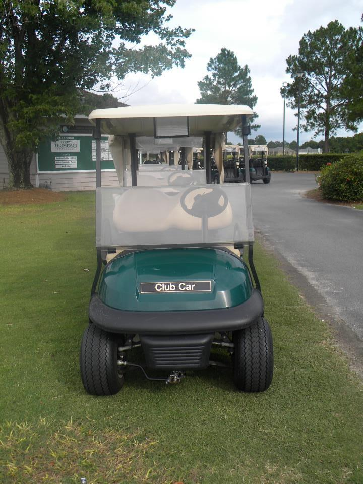 Golf Carts at Quail Creek