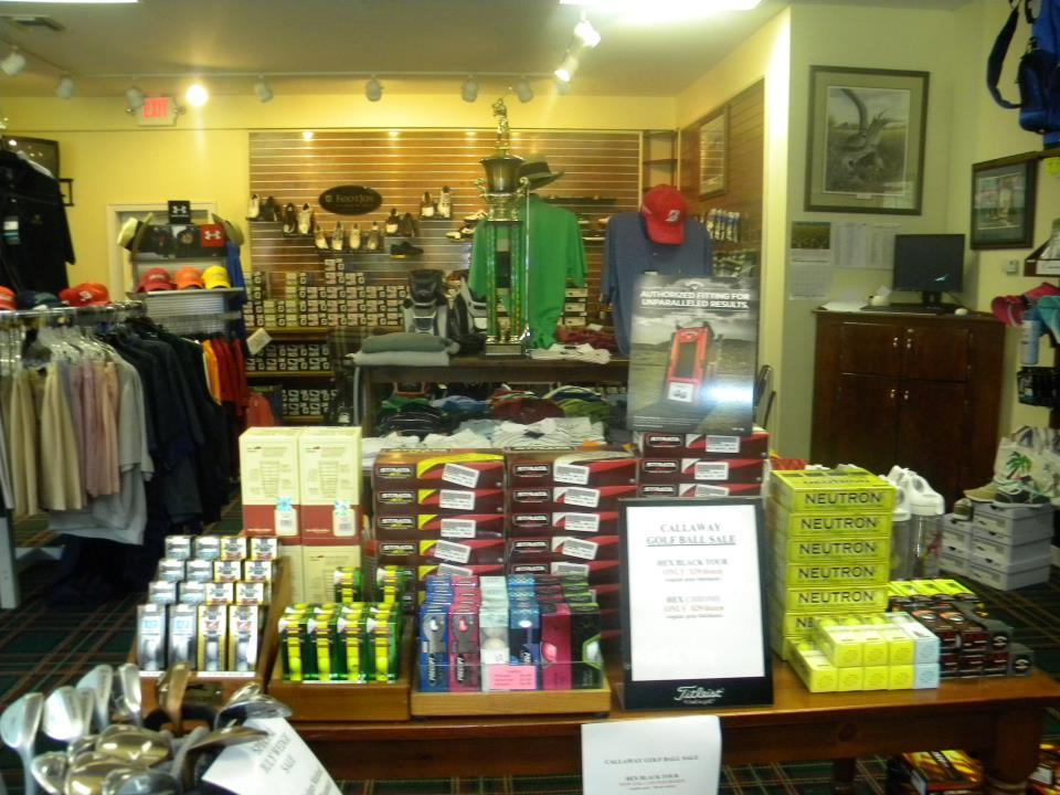 Quail Creek Pro Shop